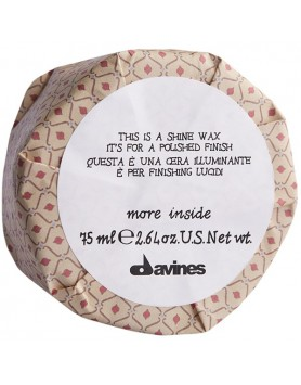Davines More Inside This is a Shine Wax